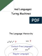 Turing Machine basics