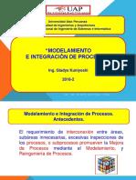Modelamiento e Integración de Procesos 1