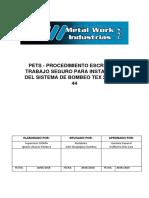 PROCEDIMIENTO DE TRABAJO - TEX 21 Y 44 (1).docx