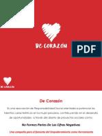 Proyecto de Corazón