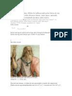 Platão texto