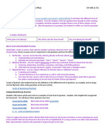 levels of questioning lesson plan