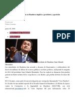 Investigación anticorrupción en Honduras implica a presidente y oposición.docx