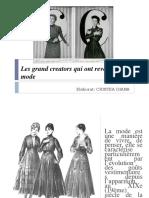 Les Grand Creators Qui Ont Revolution La