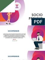 Sociopreneur