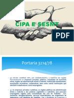SINTESP_Cipa Fundacentro