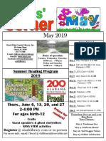 5. May 2019 Kids Corner