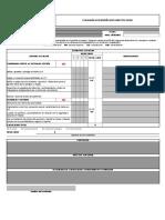 Rendicion de Cuentas Evaluacion Desempeño