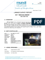 5347 5816 Medi Baltimore Damage Survey Report