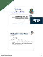 Bus Impedance Matrix.pdf