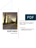 EDPYMES