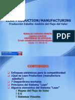 Manufactura Esbelta 2-Blanca M.
