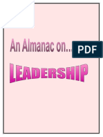 Almanac on Leadership