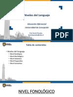 Clase 1 Niveles del Lenguaje.pdf