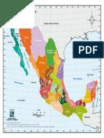 Mapa de Estados Unidos Mexicanos. División estatal.pdf