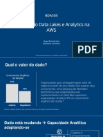 Criando Data Lakes com Amazon