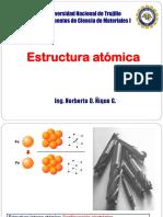 2. Estructura Atomica 2019