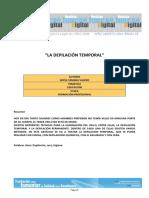 Guía de depilación Nousu
