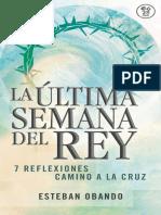 Ultima Semana Del Rey