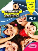 Dinamicas Para Niños Escolares