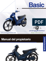 Manual de taller energy motion