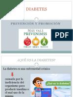 Diabetes Prevencion