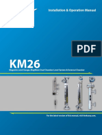 level gauge km26