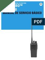 DEP450 Basic Service Manual Spanish.pdf