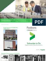 Presentación Field Devices Foxboro 2017