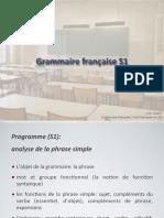 0 Introduction Grammaire, Linguistique, Acceptabilite