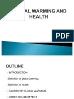 Global Warming and Health1