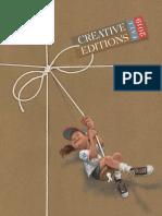 Fall 2019 Creative Editions Catalog