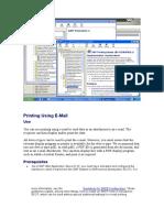 Imprimir Vía EMAIL