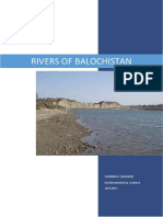Rivers of Balochistan