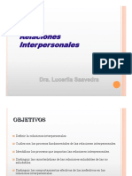 documento de manejo de relaciones interpersonales