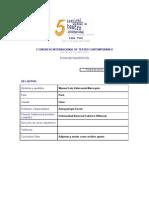 ponencia subalterno