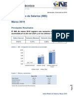 Boletín Técnico IMS_Marzo 2019