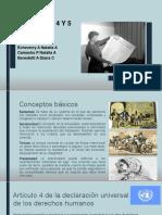 Carta de Los Derechos Humanos colombia