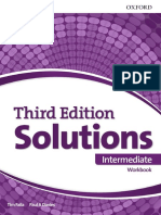 Solutions Intermediate 3ed Workbook