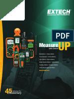 Extech Catalogo Ejercicio Características