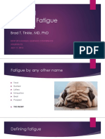 Too Tired EDS and Fatigue_Brad Tinkle