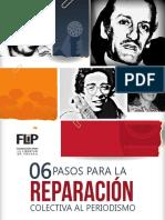 6 Pasos Para La Reparacin Colectiva Al Periodismo