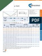 Datasheet Uni MPB C