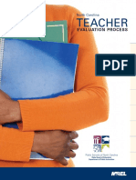 Guildord NC Teacher Evaluation Process Manual