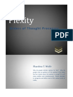 Plexity - Orders of Thought Processes