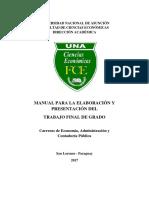 Manual Elaboracion TFG