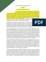 Capitulo IV. Tecnologia y Tipologia en Prehistoria.