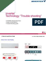 Multi v IV Trouble Shooting 2016