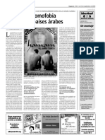 La Homosexualidad en Los Piases Árabes