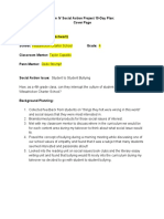schwartz lauren term iv final social action project   10-day plan
